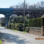 Ancien pont rue des Piles à Braine-l'Alleud