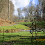 Au golf des 7 Fontaines à Braine-l'Allleud